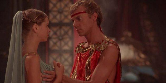 Самые скандальные фильмы: «Калигула»