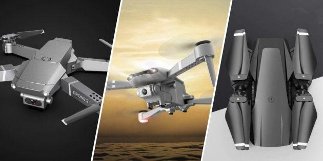 10 dronov s AliExpress deshevle 5 000 rublej