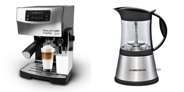 Что подарить другу на день рождения: кофеварка