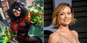Оливия Уайлд снимет фильм для Marvel. Скорее всего, это будет «Женщина-паук»