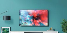 """Топовый 4K-телевизор Xiaomi Mi TV 4S 55"""" подешевел до 29990 рублей"""