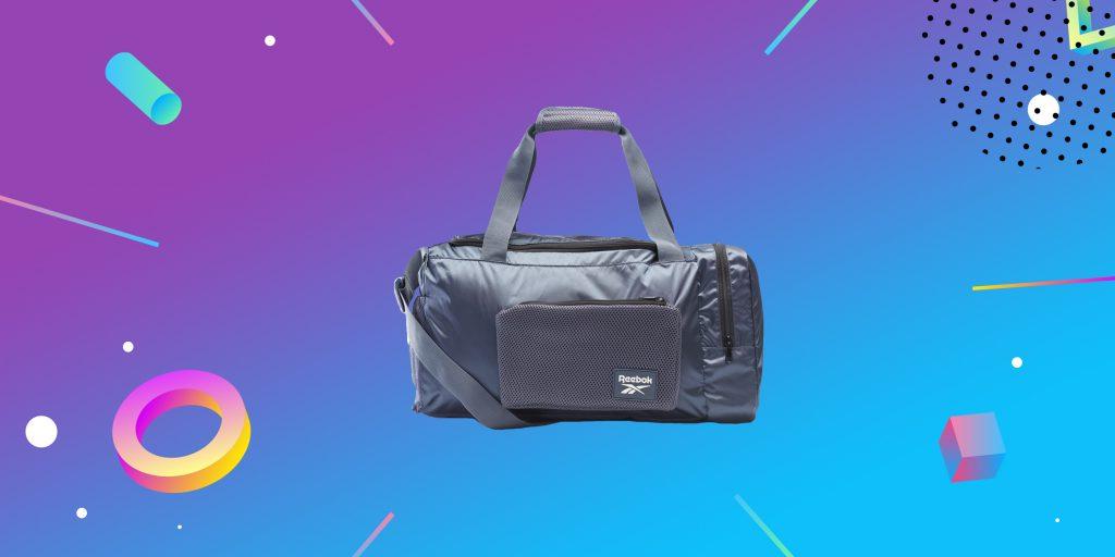 Надо брать: вместительная спортивная сумка Reebok