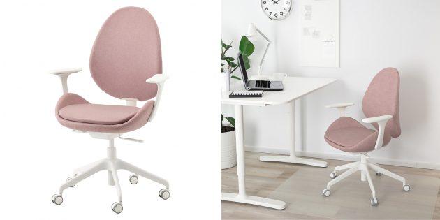 Кресло IKEA «Хаттефьелль»