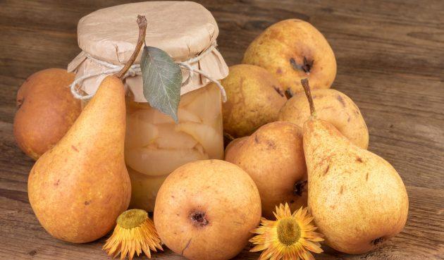 Варенье из груш на зиму