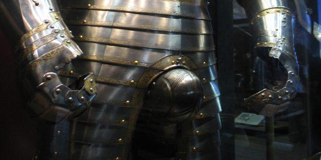 Рыцари Средневековья носили бронированные гульфики не для защиты гениталий