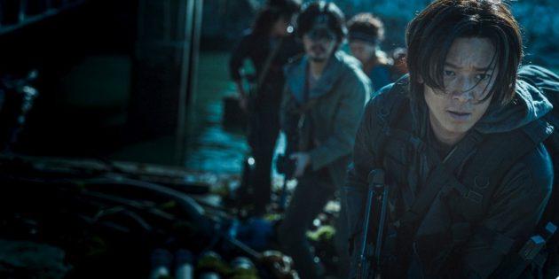 Фильм «Поезд в Пусан — 2: Полуостров»