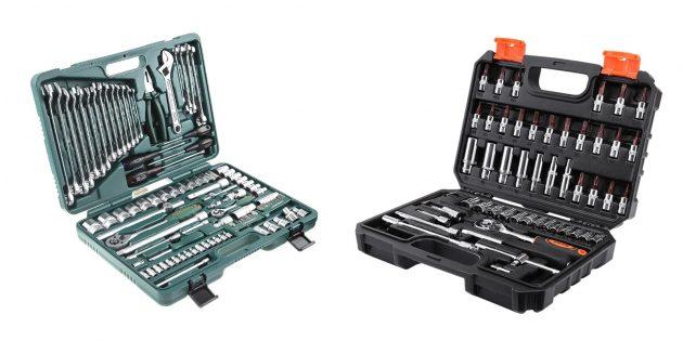 Что подарить другу на день рождения: набор инструментов