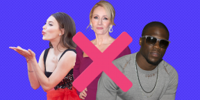 Культура отмены: кто и зачем «стирает» знаменитостей