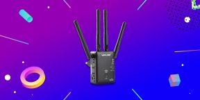 Надо брать: двухдиапазонный репитер Wavlink для улучшения сигнала Wi-Fi
