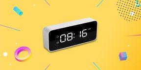 Надо брать: стильный будильник Xiaomi со впечатляющим набором функций