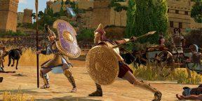 В Epic Games Store вышла стратегия A Total War Saga: Troy. Она будет бесплатной только 24 часа