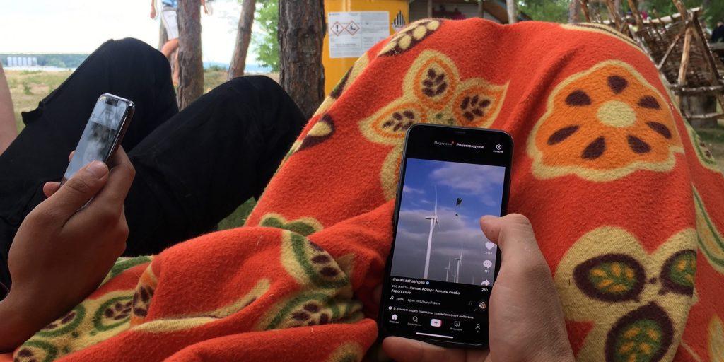 Мобильный интернет «МегаФон»: кино