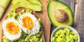 5 жирных продуктов, которые помогут похудеть и улучшат здоровье