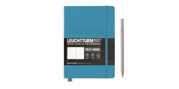 Блокнот Bullet Journal Leuchtturm