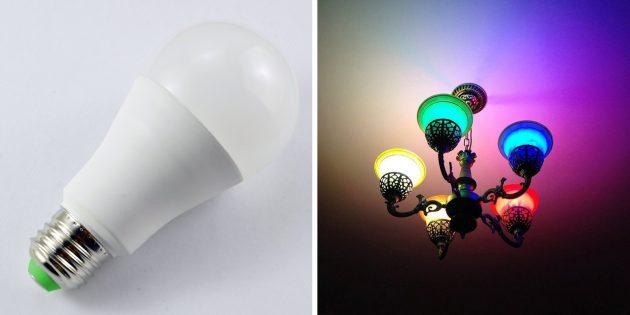 Умные лампочки: Rayh Smart Bulb