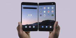 Microsoft назвала цену и дату выхода Android-смартфона Surface Duo с двумя экранами