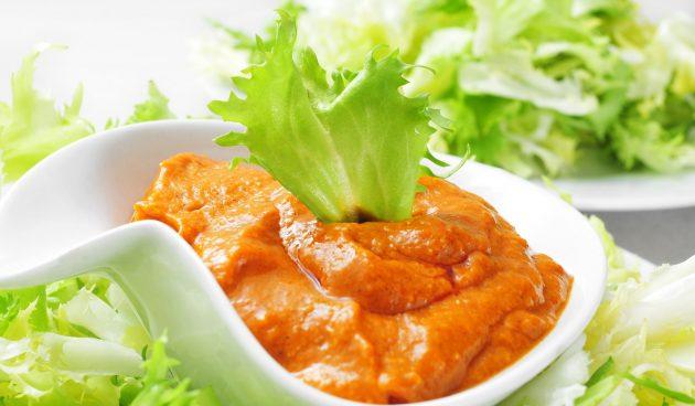 Томатный соус ромеско