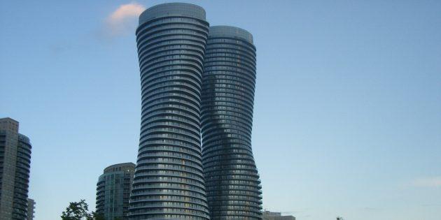 необычная современная архитектура: «Абсолютный мир»