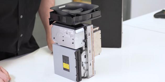 Внутри Xbox Series X расположены испарительная камера и массивный радиатор