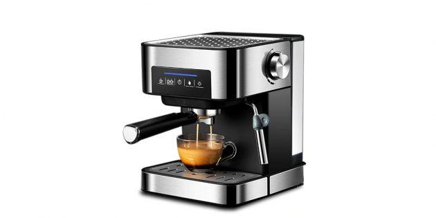 Распродажа AliExpress: кофемашина BioloMix