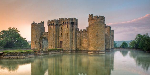 Не у каждого рыцаря Средневековья был замок