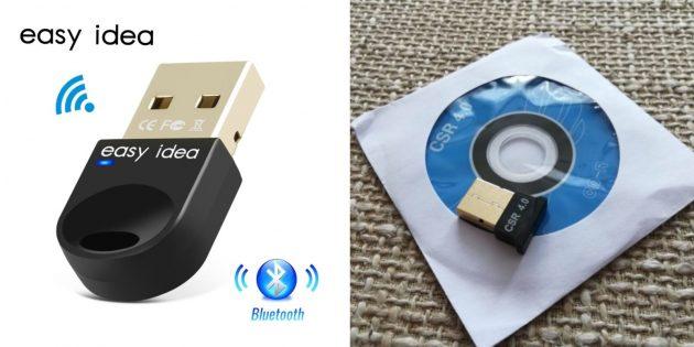 USB-адаптер Bluetooth 5.0