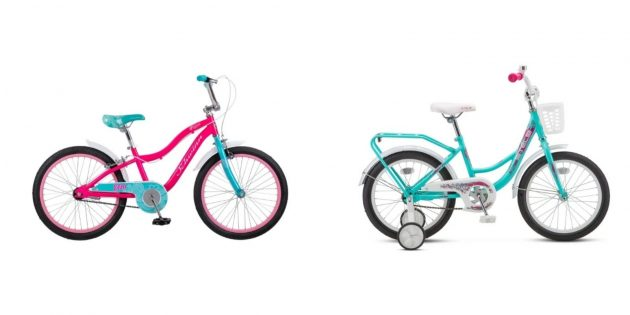 Подарки девочке на день рождения на 7лет: велосипед