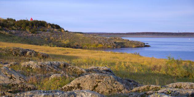 удивительные места России: Игарка