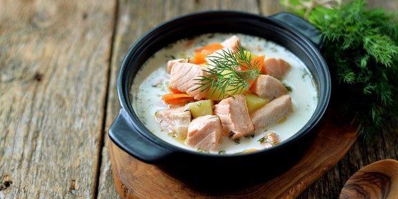 Наваристые и ароматные. Рыбные супы, которые стоит приготовить