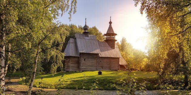 Что посмотреть в Костроме: музей деревянного зодчества