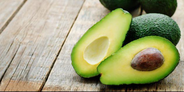 Где найти полезный жир: авокадо