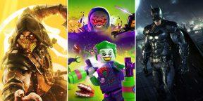 Mortal Kombat, Batman Arkham и LEGO: в Steam стартовала новая распродажа игр