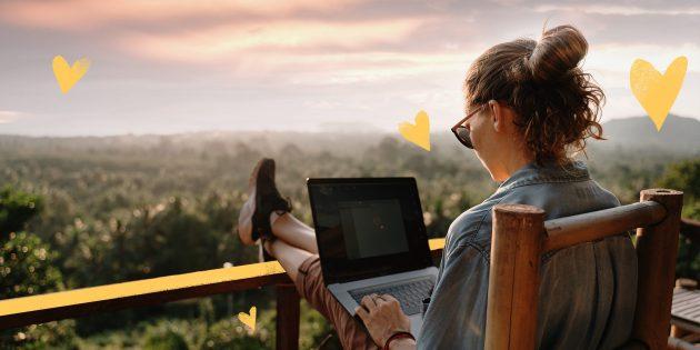 Коворкинг и другие места, где можно поработать, если не хочется в офис