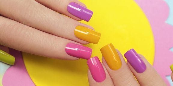 Как подобрать форму ногтей для маникюра