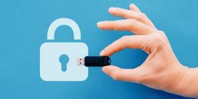 Как поставить пароль на флешку: 5 рабочих способов