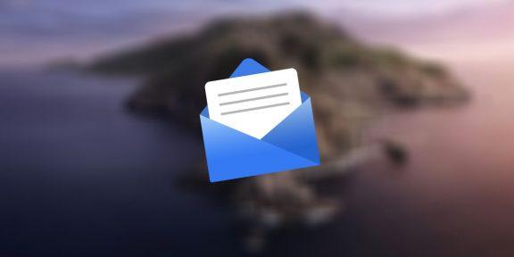 Mimestream — почтовый клиент для macOS, работающий с Gmail