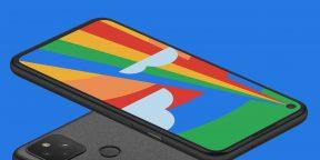 В Сети появились изображения нового флагмана Google Pixel 5