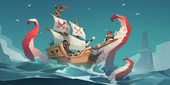 В Google Play раздают Pirates Outlaws и ещё две игры