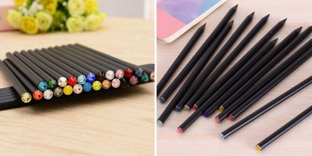 Что купить для школы: набор карандашей