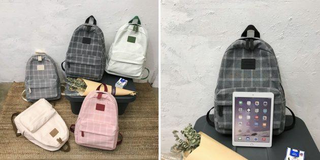 Что купить для школы: рюкзак