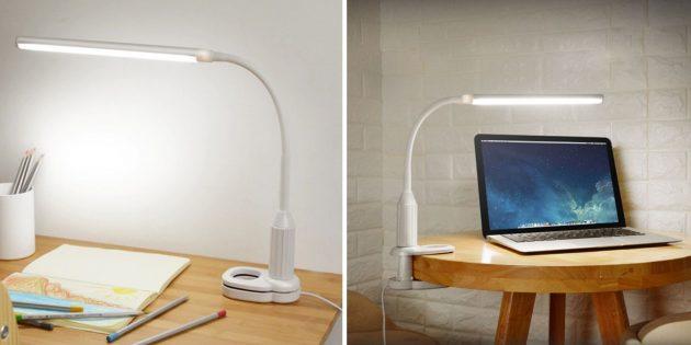 Что купить для школы: настольная лампа