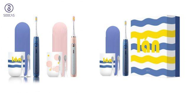 Зубная щётка Xiaomi Mijia Soocas