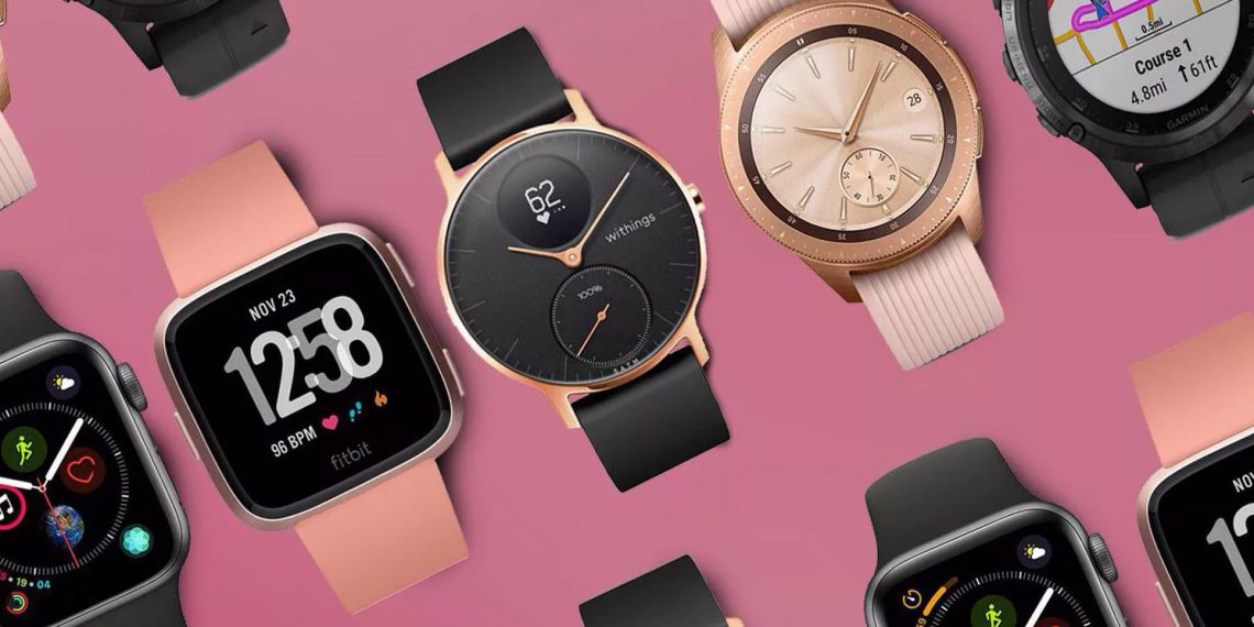 Самые популярные модели и бренды умных часов