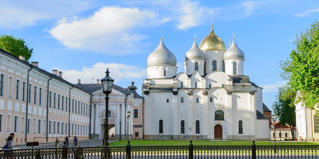 Достопримечательности Великого Новгорода: Софийский собор