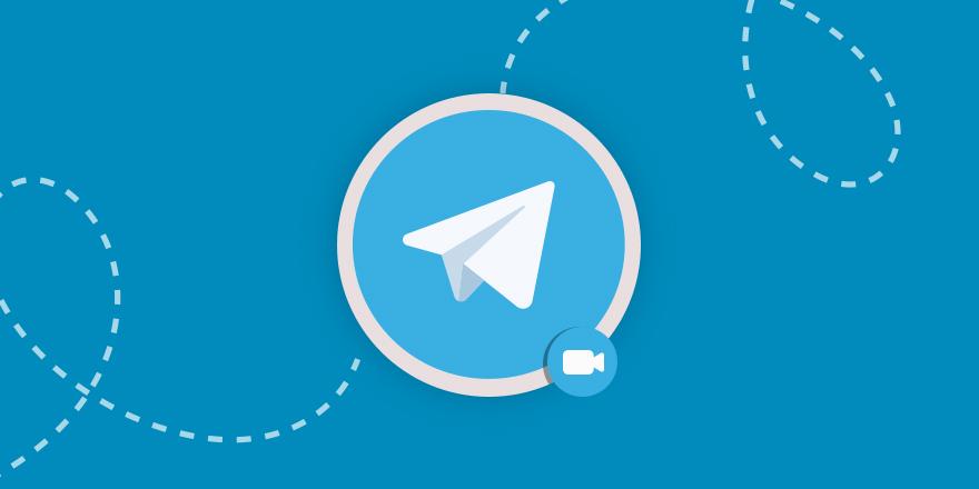 Telegram видеозвонки