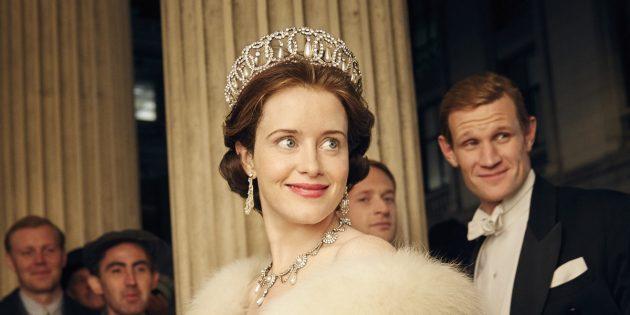 Лучшие сериалы Netflix: «Корона»