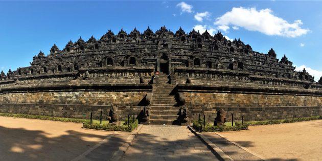памятники архитектуры: Боробудур