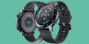 TicWatch GTX — стильные смарт-часы с автономностью 7 дней и ценой менее 5 тысяч рублей
