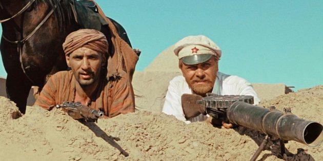 Советские боевики: «Белое солнце пустыни»