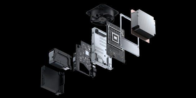Особенности архитектуры Xbox Series X